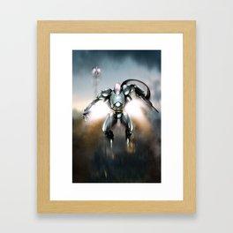 We Own The Sky Framed Art Print