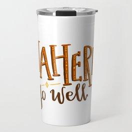 Kwaherini Travel Mug