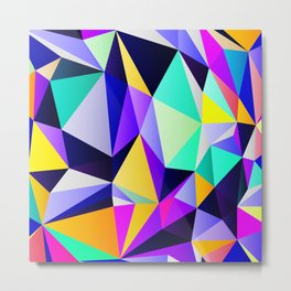 Geometric No. 12 Metal Print