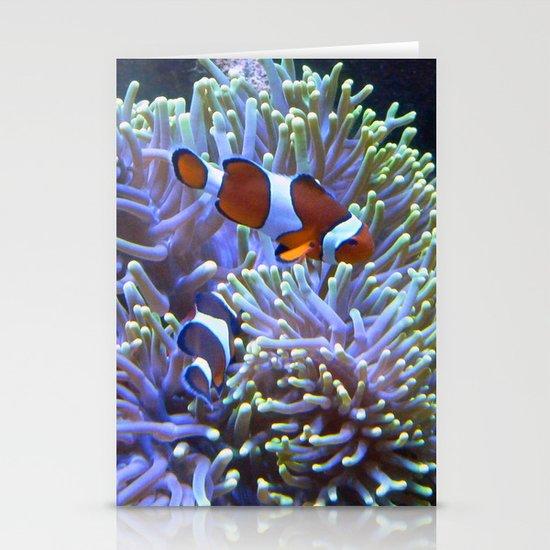 Australian Clownfish Stationery Cards