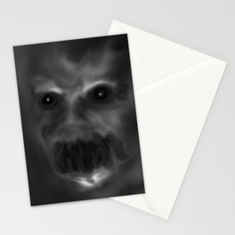 It sees you in the dark Stationery Cards