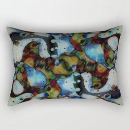 Marbled Vistas Rectangular Pillow