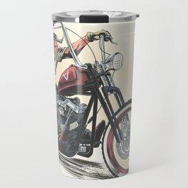 Devil's Ride Travel Mug