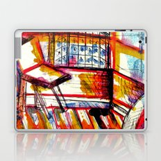sun times & jerry's window Laptop & iPad Skin