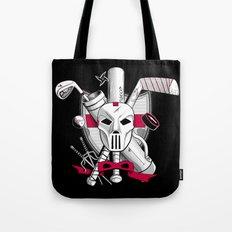 TMNT Casey Jones Tote Bag