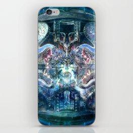 Crytalinne Equilibrium iPhone Skin