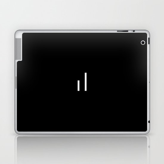 infiniteloop logo Laptop & iPad Skin