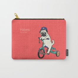 Haters Carry-All Pouch