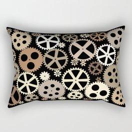 Gear - Gear Steampunk Rectangular Pillow