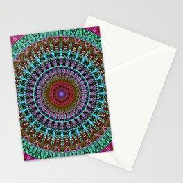 BoHo mandala Stationery Cards