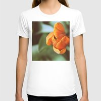 tulip T-shirts featuring Tulip by Britt Huiskes