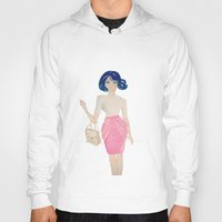 chic Hoodies featuring chic by Elide G