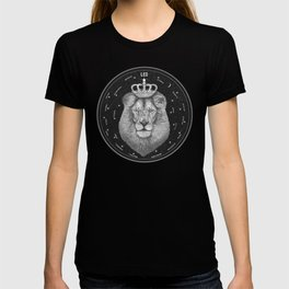 Zodiac sign Leo T-shirt