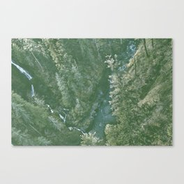 Vance Creek Canvas Print