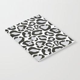 Leopard Print Notebook