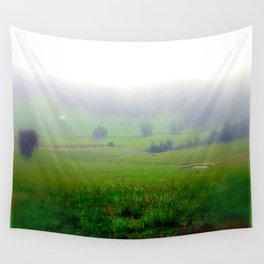 Morning Fog Wall Tapestry