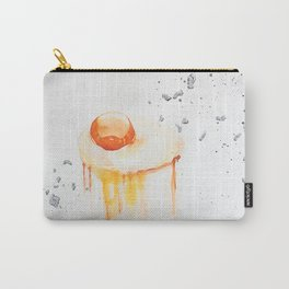 Raw Egg Carry-All Pouch