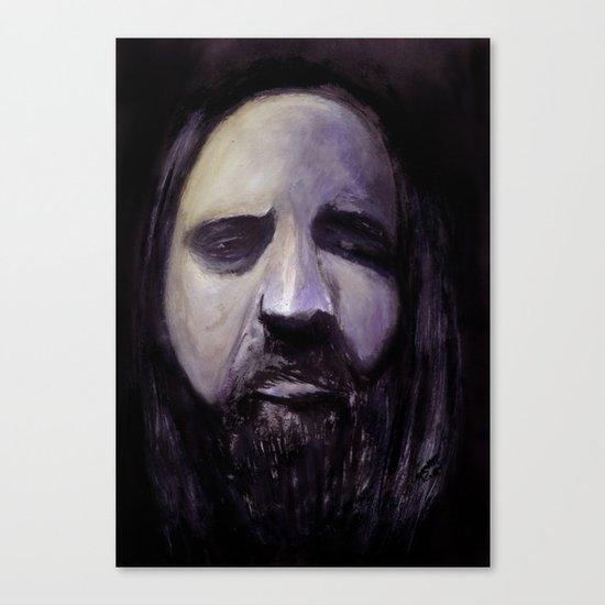 Against The Modern World Canvas Print