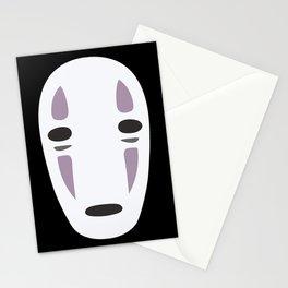 Kaonashi (No-Face) - Spirited Away Stationery Cards