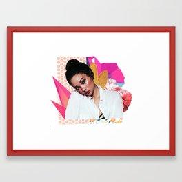BLOOM 32 Framed Art Print
