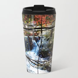 ˈwôtərˌfôl Travel Mug