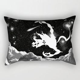 Moon Rats Midnight Crisis Rectangular Pillow