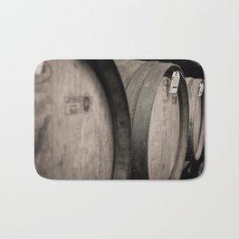 Wine Barrels Bath Mat
