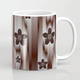 metal flower Coffee Mug