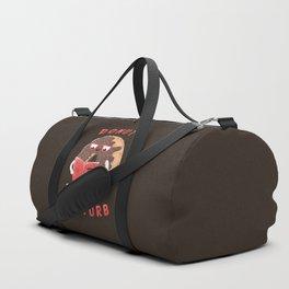 Donut Disturb Duffle Bag
