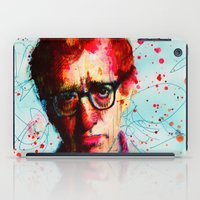 woody iPad Cases featuring Woody by benjamin james