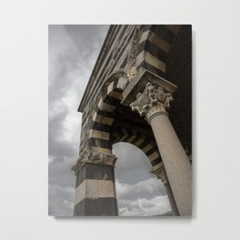 Saccargia church #3 Metal Print