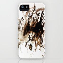 tea massacre  iPhone Case