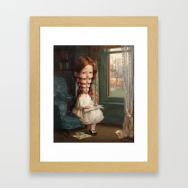 Ego / self-esteem (2015) Framed Art Print