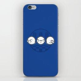 Boo No Evil iPhone Skin
