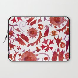 Becoming Her. Laptop Sleeve