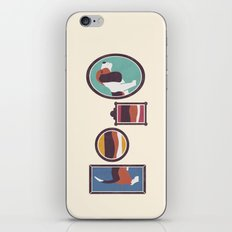 The Portrait iPhone & iPod Skin