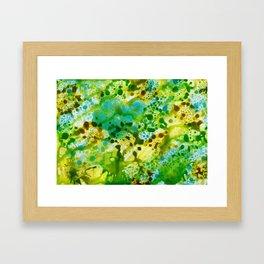 Abstract No. 583 Framed Art Print