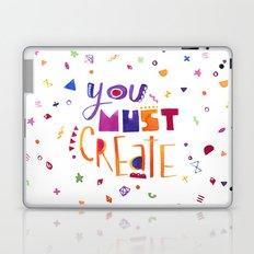 You Must Create Laptop & iPad Skin