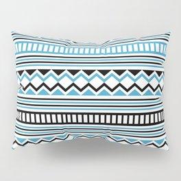 Tribal Scarf Pillow Sham