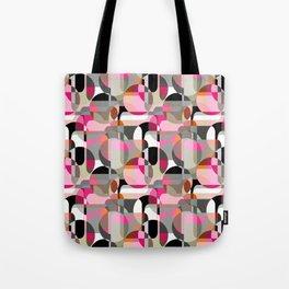 Danish Modern Dizzy Tote Bag