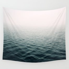 Lost In The Fog Wall Tapestry
