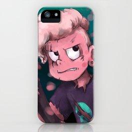 Pink Lars iPhone Case