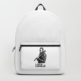 Negan's, Love Lucille - TV - Pop Culture Backpack