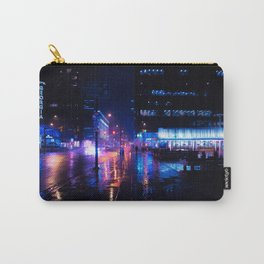 rainy nights in Vancouver Carry-All Pouch