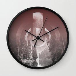 Natural Power Wall Clock