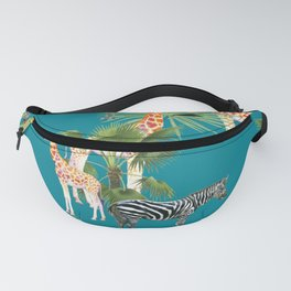 Africa #society6 #decor #buyart Fanny Pack
