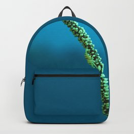 Hanging out on a blade of coral Backpack