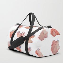 Body Parts Duffle Bag