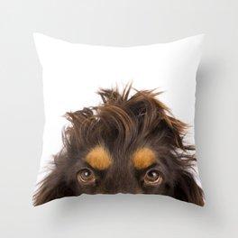 Cocker Spaniel #1 Throw Pillow