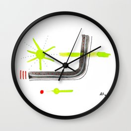 184 km Wall Clock